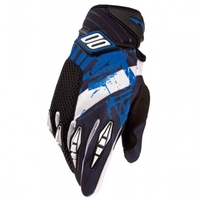 Gants SHOT Devo 14 spark black/blue