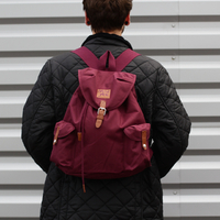 Sac à dos MARIE JADE Backpack burgundy