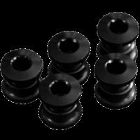 Visserie de plateau KINGSTAR X5 black