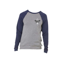 Sweat crew UNITED Wolf crew heather/navy