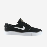 Shoes NIKE SB Stephan Janoski canvas black/white