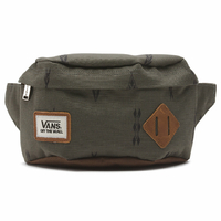 Sacoche VANS Aliso hip pack forest night peyote