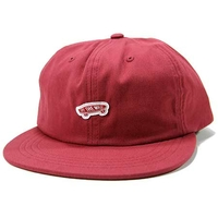 Casquette VANS Unstructured OTW beet red