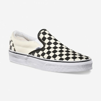 Shoes VANS Classic slip-on black checker/white