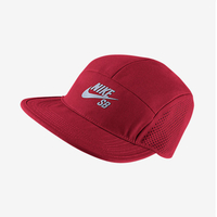 Casquette NIKE SB Performance 5 panels red