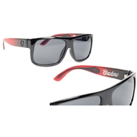 Lunettes SHADOW Cheater Shades black/red
