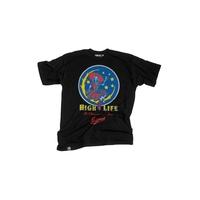 Tee shirt SUBROSA High Life black