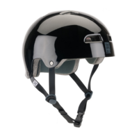 Casque FUSE Alpha icon glossy black