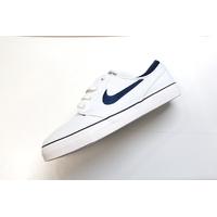 Shoes NIKE SB Stefan Janoski canvas white/navy
