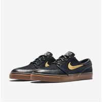 Shoes NIKE SB Stefan Janoski PR SE black/gold