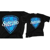 Tee shirt SUBROSA Skurp black