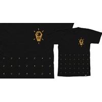 Tee shirt SHADOW Palladium black