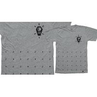 Tee shirt SHADOW Palladium grey
