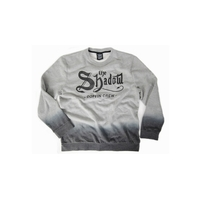 Sweat crew SHADOW Instigate grey/black