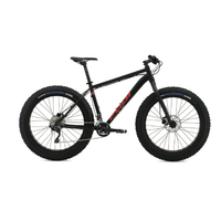 Fat bike FUJI Wendigo 1.1 black/red 2016