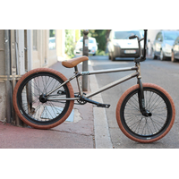 "Bmx custom CULT SOS 21"" raw"
