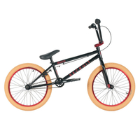 "Bmx UNITED Recruit 20"" ED black 2016"