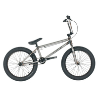 "Bmx UNITED Supreme 20.25"" gloss clear raw 2016"