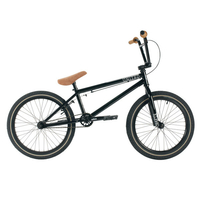 "Bmx UNITED KL40 21"" gloss black 2016"