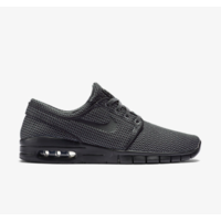 Shoes NIKE SB Stefan Janoski max black grey/black