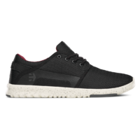 Shoes ETNIES Scout black/white/burgundy