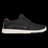 Shoes ETNIES Scout black/white/burgundy