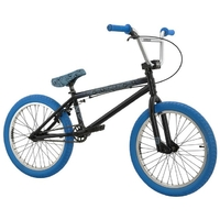 "Bmx SUBROSA Altus 20"" gloss black/blue 2016"