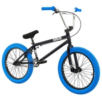 "Bmx SUBROSA Tiro XL 21"" gloss black/blue 2016"