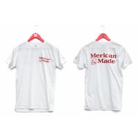 Tee shirt S&M Merican white