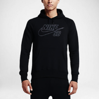 Sweat capuche NIKE SB Icon Reflective black