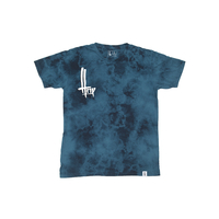 Tee shirt THE TRIP O.G Tie Dye blue