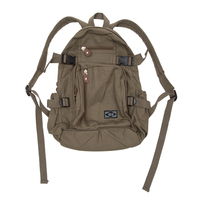Sac à dos THE TRIP Canvas olive