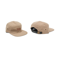 Casquette THE TRIP 5 panels sand