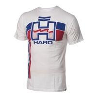 Tee shirt HARO retro red/blue
