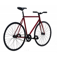 Vélo FOCALE44 S-Express trans red riser