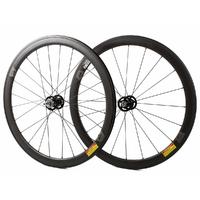 Paire de roues PRO LITE 45mm carbone track