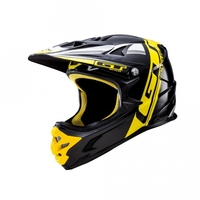 Casque GT Fury black