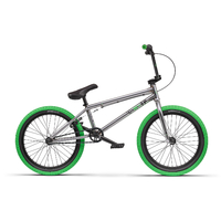 "Bmx WETHEPEOPLE curse 20.25"" brushed raw 2016"