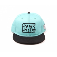 Casquette STAY STRONG Icon snapback mint