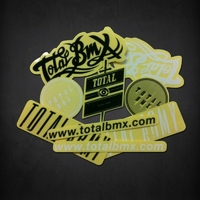 Stickers TOTALBMX pack 8 pc
