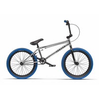 "Bmx WETHEPEOPLE Arcade 20.5"" chrome 2016"