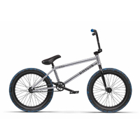 "Bmx WETHEPEOPLE Reason 20.75"" brushed chrome 2016"