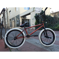 Bmx Custom CULT SOS trans orange