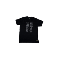 Tee shirt OSS Shit black