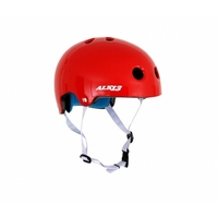 Casque ALK13 Helium red blood mat