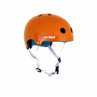 Casque ALK13 Helium orange mat