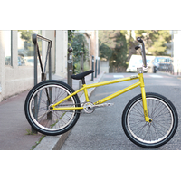 Bmx custom TOTAL BMX Killabee yellow