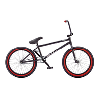 Bmx RADIO BIKE Darko black 2016