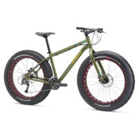 Fat bike MONGOOSE Argus Sport 2016