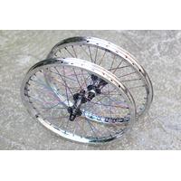Paire de roues custom PROFILE X G-SPORT Elite Birdcage